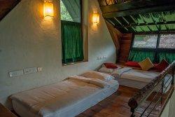 Cottage upper deck