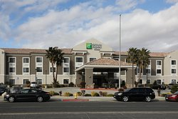 Holiday inn Express & Suites Hesperia