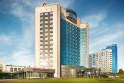 Гостиничный комплекс и бизнес-центр Виктория