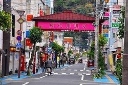 Yanigawa Shopping Street
