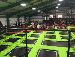 The Jump Mania