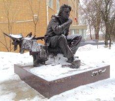 Monument to Ye.I. Nosov