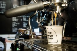 We make speciality coffee
