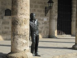 Monument to Antonio Gades