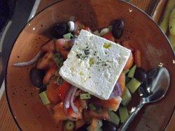 The Greek Fisherman Greek Salad