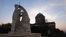 Statue of King Saint Stephen