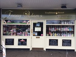 Fanny Adams Sweet & Coffee Shop