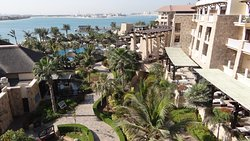 Bel hotel, excellent accueil, personnel aimables, bons restaurants