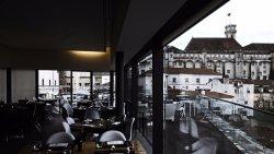 Arcadas Restaurante - Hotel Quinta das Lagrimas