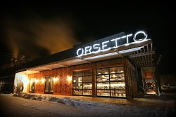 ‪Orsetto Italian Bar and Eatery‬