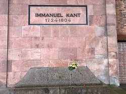 Immanuel Kant's Grave