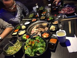 167°F Korean BBQ