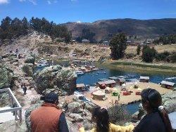 Titicaca Peru Bolivia