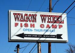 Wagon Wheel Fish Camp