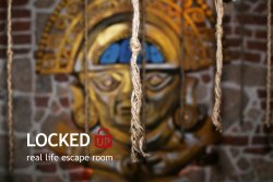 Locked UP escape room