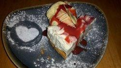 Valentines Night Cheesecake