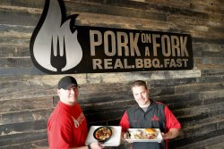 Pork on a Fork BBQ & Catering