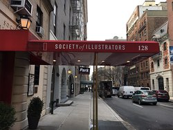 Society of Illustrators