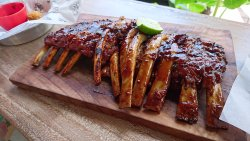 Ribs that are to die for!!