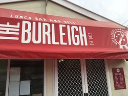 ‪the BURLEiGH Lunchbar and Deli‬
