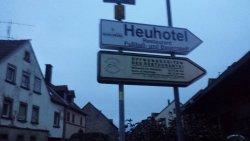 Heuhotel Schanz