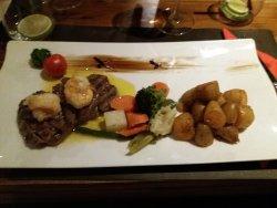 Filet mar y tierra. Must try!