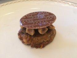 Cookie au chocolat, noisette et pâte à tartiner