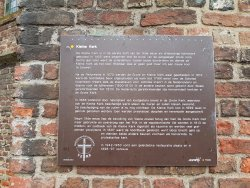 de Grote Kerk Veere uit 1521-Muziek Podium Zeeland