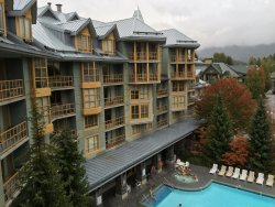 Worldmark Whistler Cascade Lodge are better than other units owned by other clubs and members