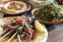 Jimmy G's Lebanese Kitchen