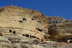 Manazan Caves