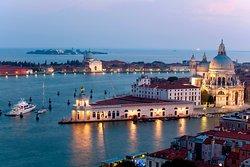 威尼斯海关大楼