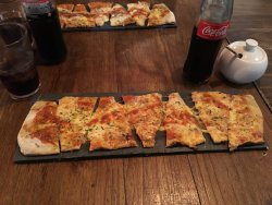 La Fusion Pizza & Cafe