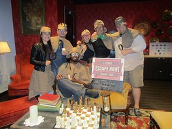 The Escape Hunt Experience Houston