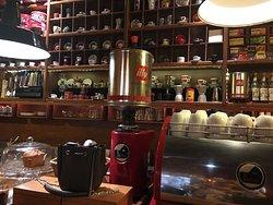 Sette-caffe Espresso bar