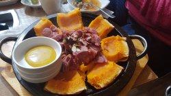 Pumpkin Duck Shabu Shabu