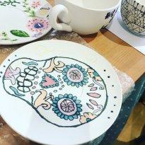 Doodle Pots Ceramic Cafe
