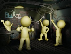 Escape Rooms Exit