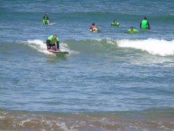 Escuela de Surf Arica