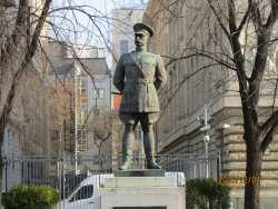 Statue of Harry Hill Bandholtz, Brigadier General, U.S. Army
