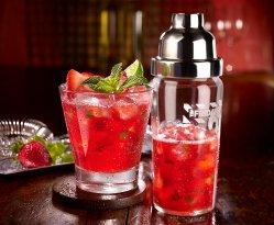 Double Berry Mojito Shaker
