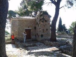 The Chapel of Prophet Elijah