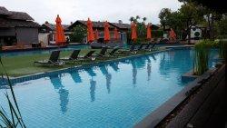 Modem & quiet resort