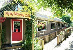 Flying Monkey Cafe