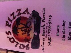 Good pizza crust