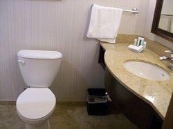 Room # 406, very Clean Bathroom.