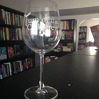 Turn of the Corkscrew, Books & Wine