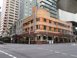 悉尼城市酒店