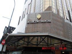 市内中心部とは思えないリラックスできるホテルです