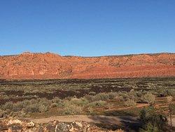 Beautiful hiking resort in southeastern Utah